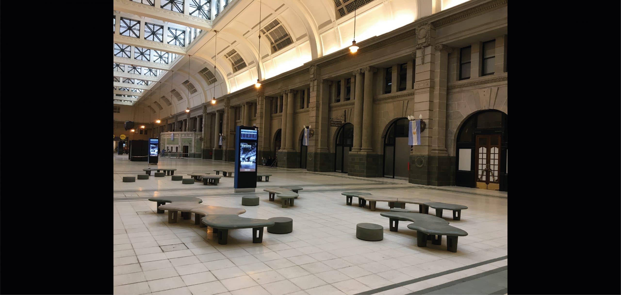 arquitectura estacion retiro