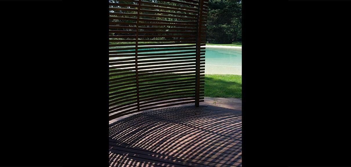casa sombra madera