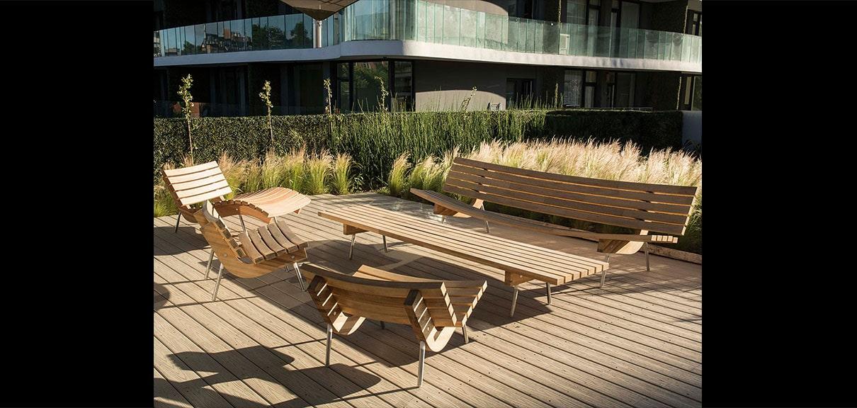 living madera diseño