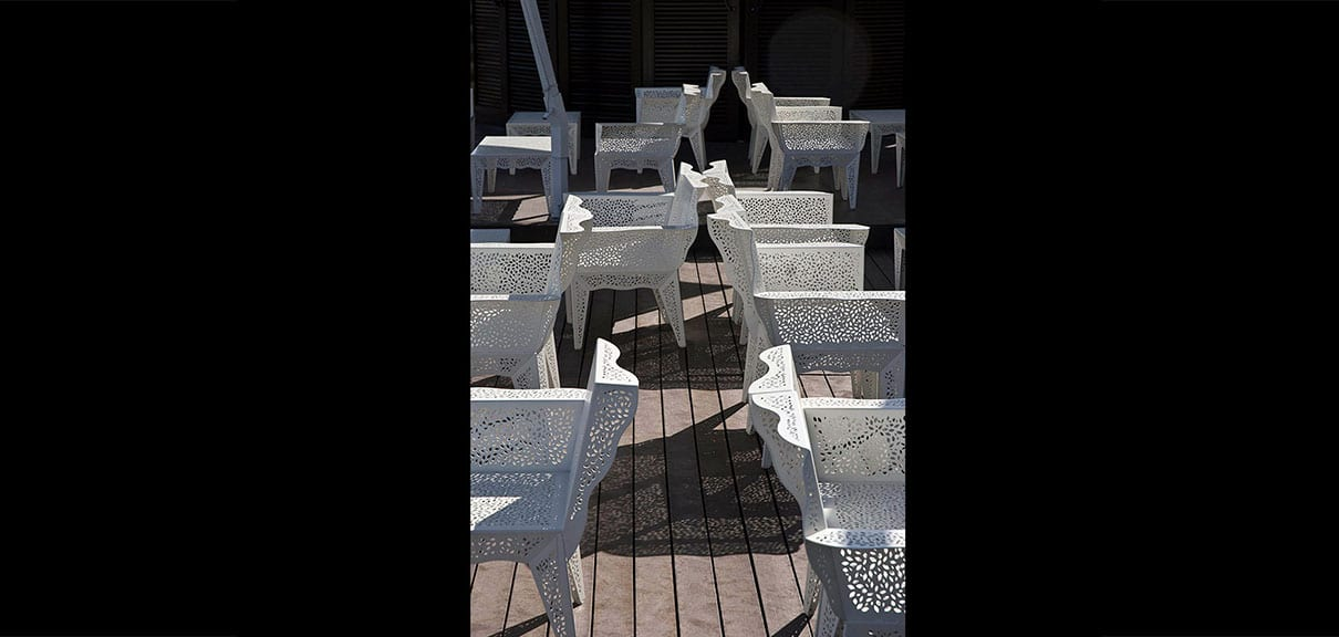 sillas chapa diseño