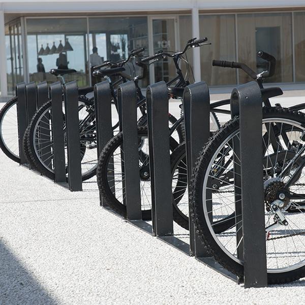 bicicletero cobra hierrro