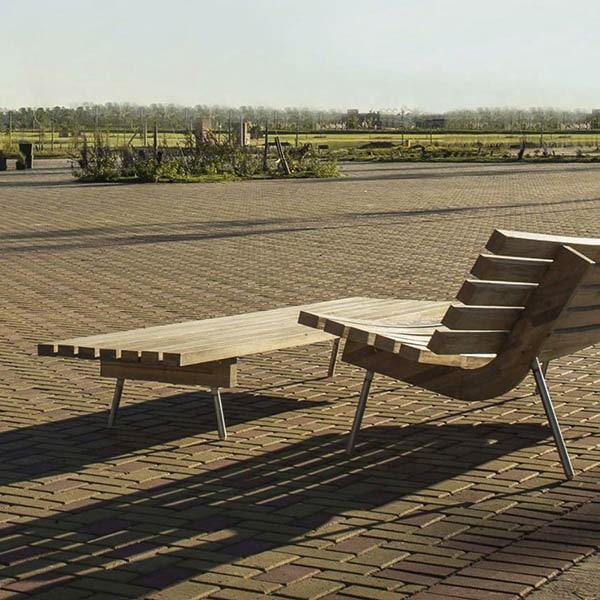 banco mesa madera