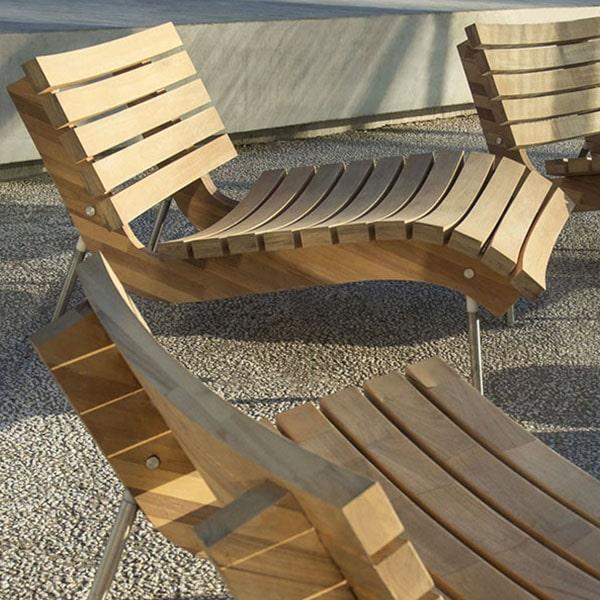 silloncito madera diseño